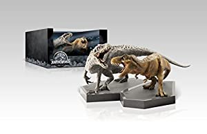 Jurassic World 3D - Limited Edition Gift Set (Blu-ray 3D + Blu-ray + DVD + Digital HD)