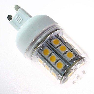 Warm White Light Led Bulb, G9 5W 31Led Smd5050 110V 220V