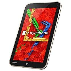 東芝 dynabook Tab VT484/26K [Windowsタブレット・Office付き] PS48426KNLG (ライトゴールド)