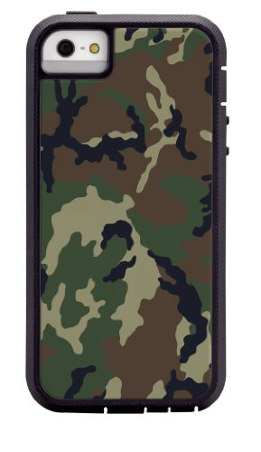 Great Price Classic Camo Tough Extreme Case for iPhone 5