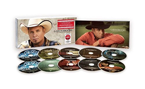 Garth Brooks - Garth Brooks - The Ultimate Collection Exclusive 10 Discs Box Set - Zortam Music