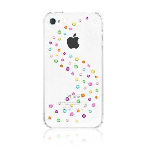 Bling My Thing Milkway Cover for iPhone 4 - Cotton Candy Black Friday & Cyber Monday 2014