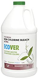 ECOVER BLEACH,NON CHLORINE, 64 FZ