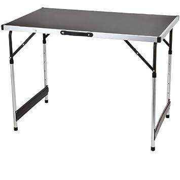 Table pliable hauteur reglable - Table pliante reglable en hauteur ...