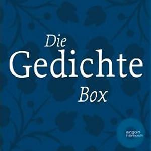 Die Gedichte Box Hörbuch