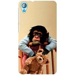 HTC Desire 820 Back cover - Ape Designer Cases