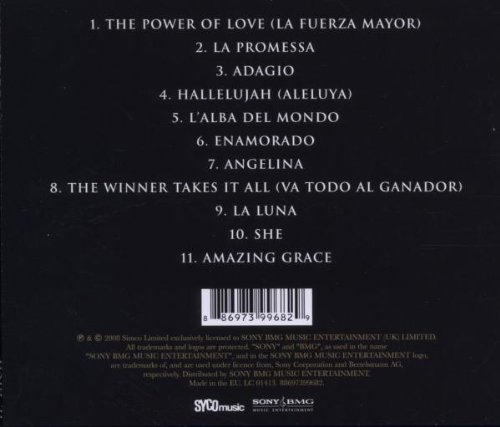 Google images for Il divo cd list
