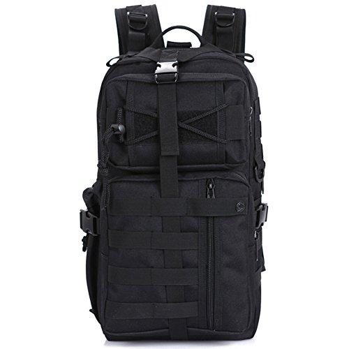 les fans de l'armée sac à bandoulière / sac à dos ordinateur / extérieur tactique sac / multifonction sac camouflage-6 35L