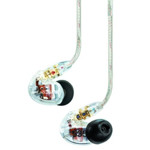 Shure SE535-CL-EFS Sound Isolating Earphones
