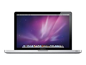Apple MC372LL/A MacBook Pro  15-inch Laptop (OLD VERSION)