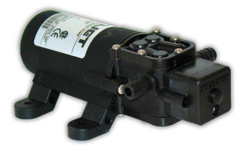 Jabsco 42630-2900 Marine ParMax 1 Minature Multi-Outlet Water Pressure Pump (1.1-GPM, 35-PSI, 12-Volt, 4-Amp, Automatic)