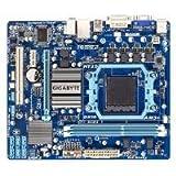 Gigabyte GA-78LMT-S2P-5.1 - 78LMT-S2P Motherboard Phenom II AMD Athlon II Socket AM3 AMD 760G Micro ATX RAID Gigabit Ethernet (rev. 5.0)