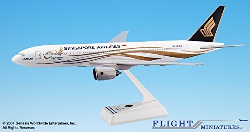 singapore-airlines-boeing-777-200-50-anniversary-airplane-miniature-model-plastic-snap-fit-1200-part