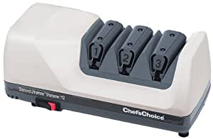 chefs choice knife sharpener instructions video