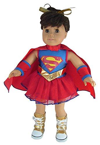 Super (Doll Costume Cute)