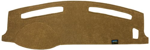 Dash Designs D0563-0DOK Oak Sedona Suede Dash Cover