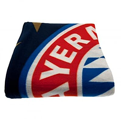 Fleece Blanket - Bayern Munich (NV)