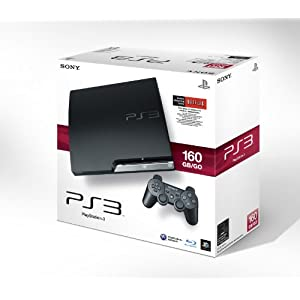 Free Sony 160 GB PlayStation 3 and a 3D Deluxe Starter Kit
