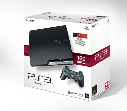 PlayStation 3 160GB Console