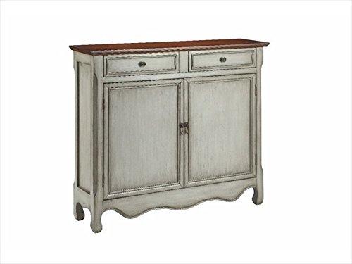 Stein World Furniture 13018 2 Door Cupboard, Gray front-198500