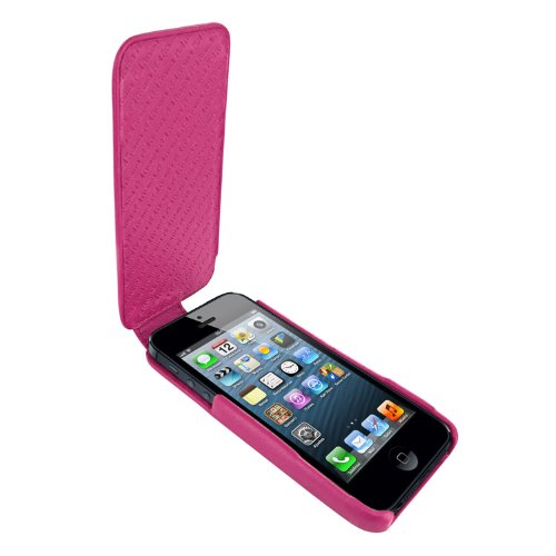 Great Sale Apple iPhone 5 / 5S Piel Frama iMagnum Pink Leather Cover