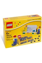 Lego Desk Business Card Holder 850425