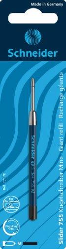 schneider-slider-755-m-ballpoint-refill-black-pack-of-2