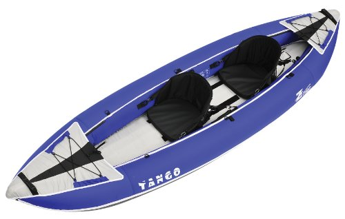 Buy Low Price Solstice Tango 1 – 2-Person Convertible Kayak (B004PPNQFC)