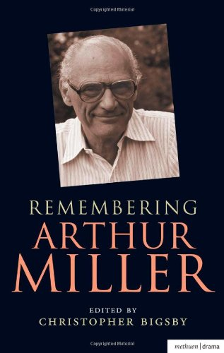 arthur miller biography essay Explore the life and award-winning works of arthur miller, the american playwright best known for 'death of a salesman,' 'the price' and 'the crucible,' on biographycom.