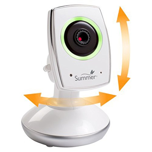 Summer Infant Baby Link Wi-Fi Internet Viewing Camera, Link Wi-Fi Series
