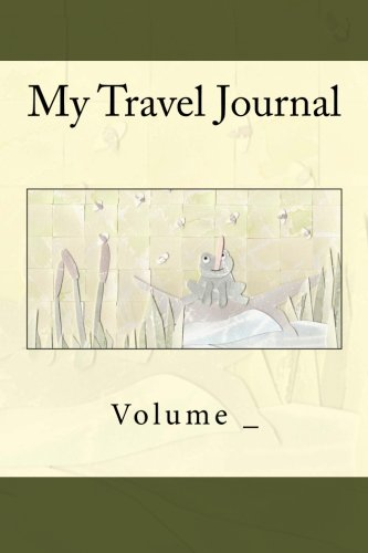 My Travel Journal: Frog Cover (S M Travel journals)