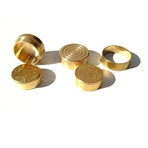 Dynamics coins in Euro - Magic Trick by Magie