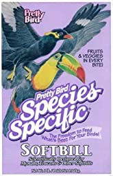 Pretty Bird International Softbill Small With Fructose 8lb