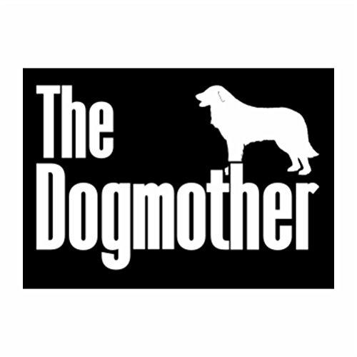 teeburon-the-dogmother-estrela-mountain-dog-vinyl-decal