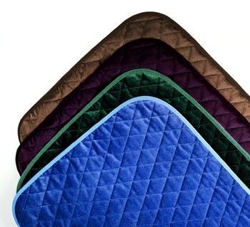Invacare Blue Waterproof Seat Protector MEDIUM
