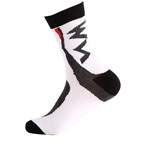 Bicycle Cycling Outdoor Wear Sports Socks (How To Wear Thigh High Boots)