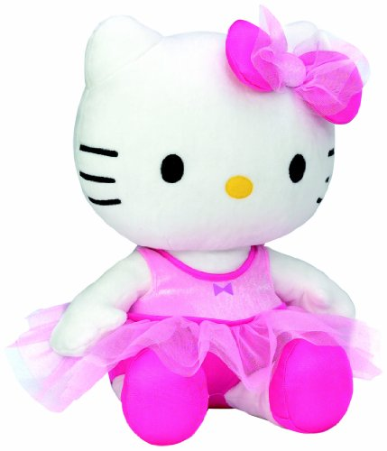 Jemini 21832 - Hello Kitty de peluche con vestido de bailarina, 40 ...