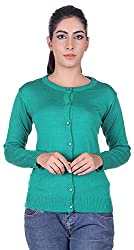 Ogarti Women's Wool Sweater (Green)