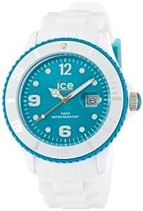 Ice-Watch Weiß Türkis Damen Armbanduhr Größe Small SI.WT.S.S.11