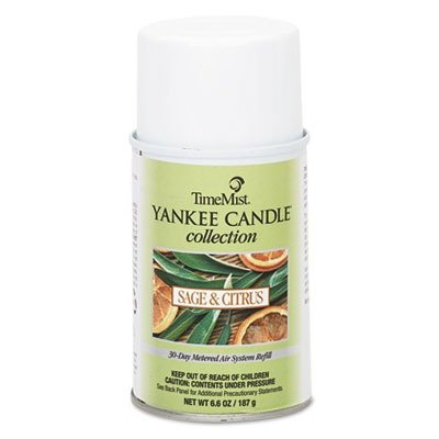 WTB812250TMCA - Timemist Yankee Candle Air Freshener Refill