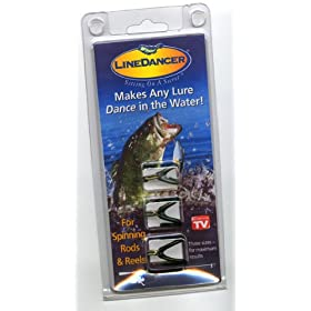 LINEDANCER FISHING TOOL - INCREASES LURE ACTION