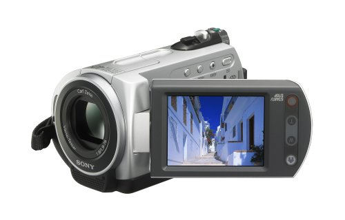 Sony DCR-SR32 Hard Disc Drive Camcorder With 2.5'' LCD Screen