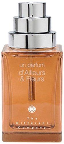 The Different Company Un Parfum d'ailleurs & Fleurs Eau de Toilette, 90 ml
