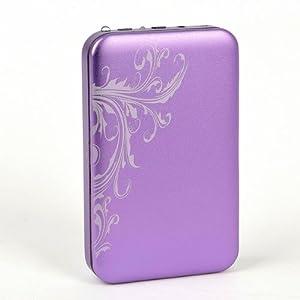 Kit Chargeur Solaire Batterie de Secours pour Téléphone Portable PDA PSP