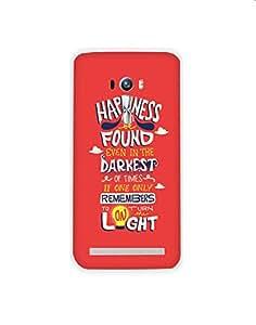 Asus Zenfone Selfie ht003 (120) Mobile Case from Leader