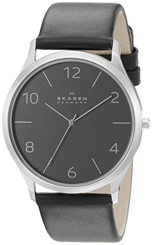 Skagen Men's SKW6152 Jorn Analog Display Analog Quartz Black Watch image