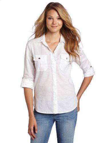Sanctuary Clothing Women's The Duke Shirt