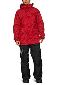 O'Neill Men's 3 In 1 Snow Jacket Fw   -  Rio Red, Large