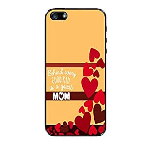 Vibhar printed case back cover for Apple iPhone 6 Great-Kid