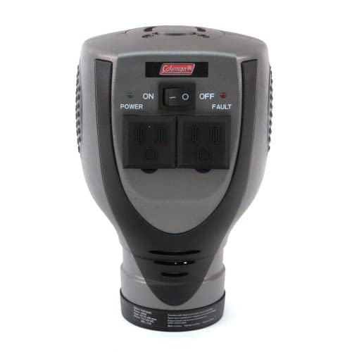 Amazon.com: Coleman 400 Watt Cup Style Power Inverter